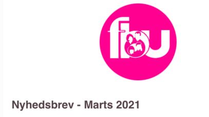 Nyhedsbrev – Marts 2021