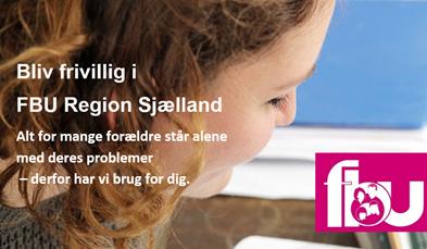 Bliv frivillig støtteperson i FBU Region Sjælland